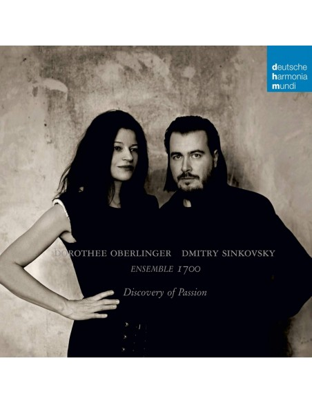 Discovery Of Passion (1 CD)
