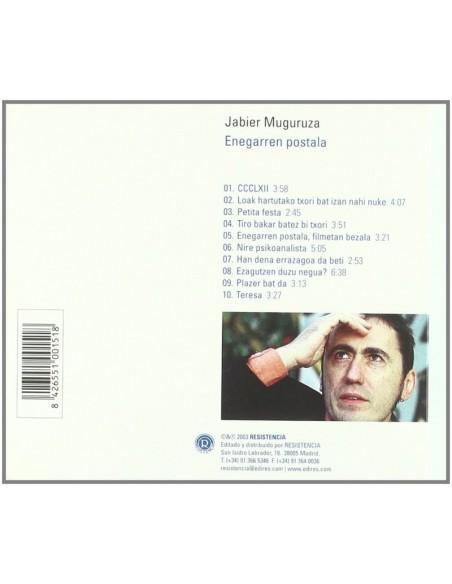 Enegarren Postala (1 CD)