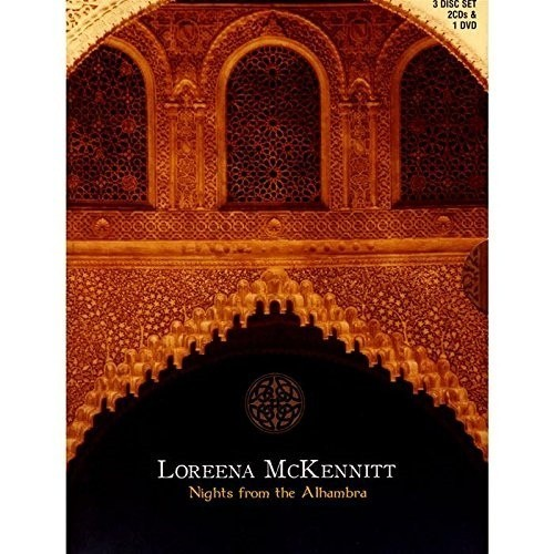 Nights From The Alhambra (1 CD+1 DVD)