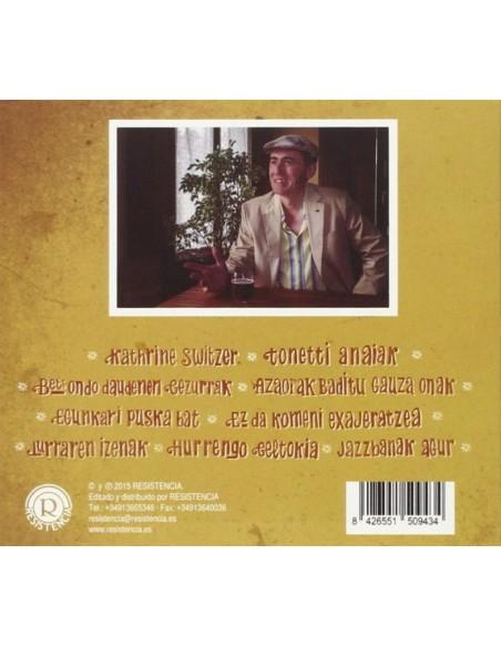 Tonetti Anaiak (1 CD)