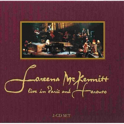 Live In Paris & Toronto (1 CD)