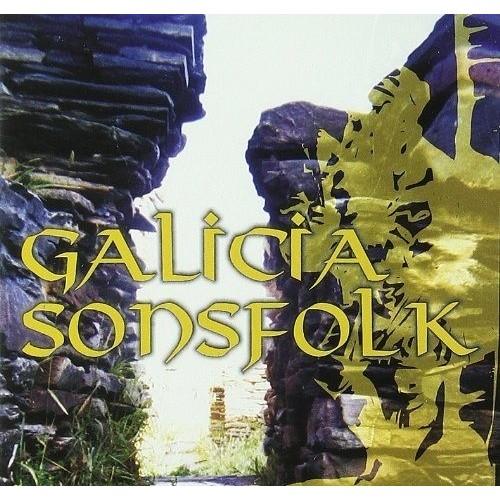 Galicia Sonsfolk 1 (1 CD)