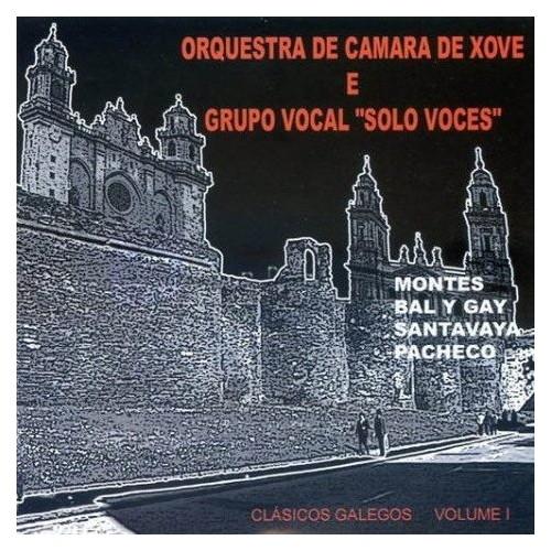 Clasicos Galegos 1 (1 CD)