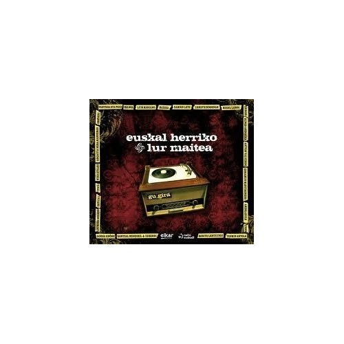 Euskal Herriko Lur Maitea (1 CD)