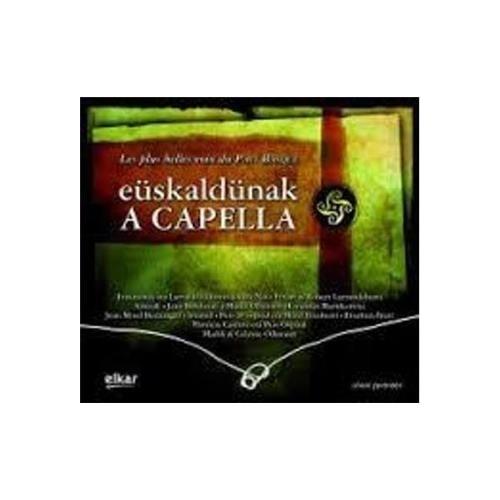 Euskaldunak A Capella (1 CD)