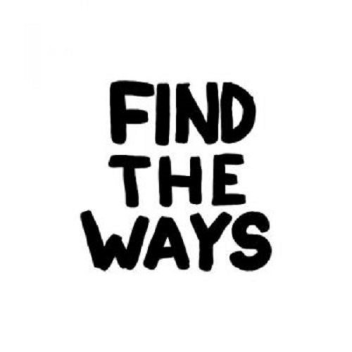 Find The Ways (1 CD)