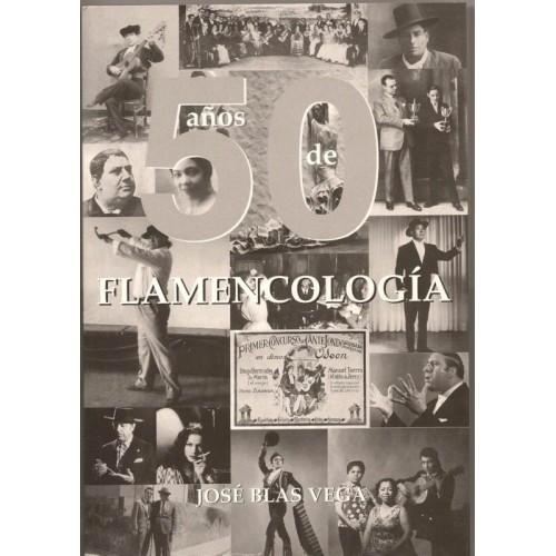 50 Años De Flamencoligia (1 Libro+1 CD)