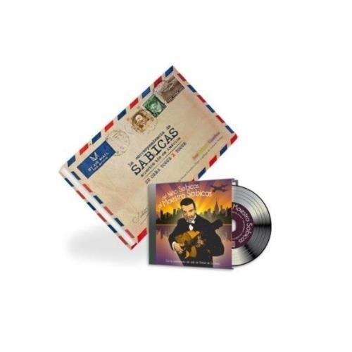 Del Niño Sabicas Al Maestro Sabicas (1 Libro+1 CD)