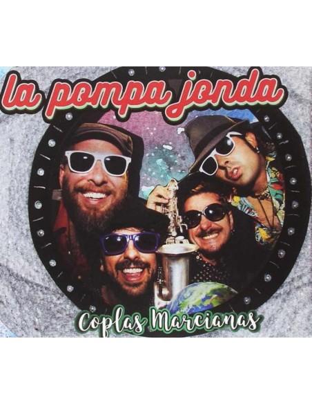 Coplas Marcianas (1 CD)