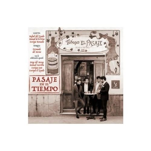 Pasaje En El Tiempo, Paso A Los Jovenes Flamencos (1 CD)