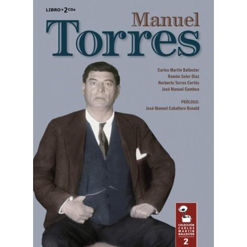 Manuel Torres (1 Libro+1 CD)