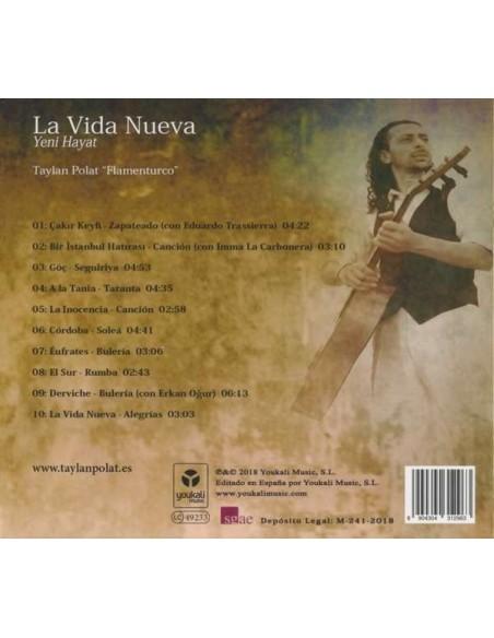La Vida Nueva (1 CD)
