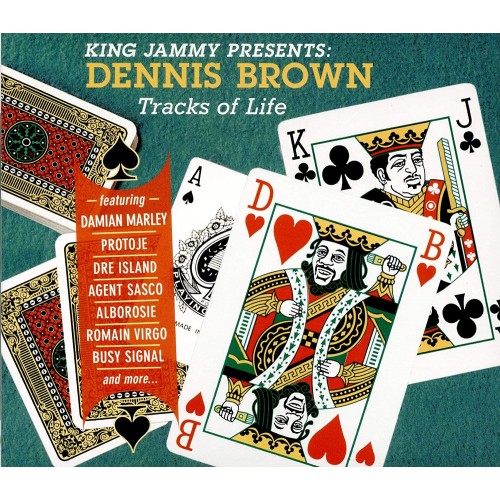Tracks Of Life: King Jammy Presents (1 CD)