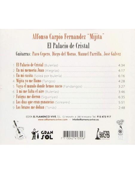 El Palacio De Cristal (1 CD)