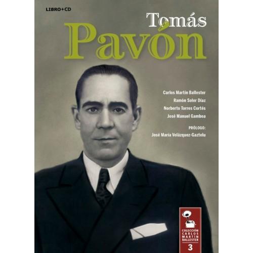 Tomas Pavon, Coleccion Carlos Martin Ballester (1 CD+Libro)