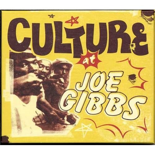 Culture At Joe Gibbs (Box-Set 4 CD)
