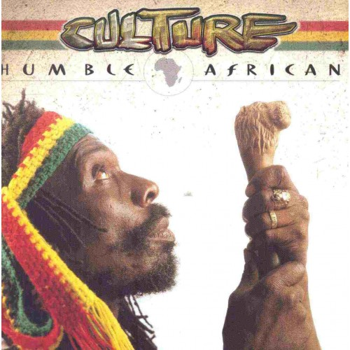 Humble African (1 CD)