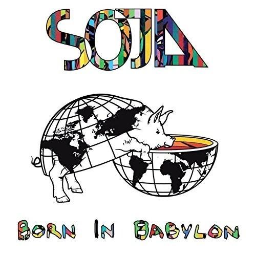 Born In Babylon (1 CD)
