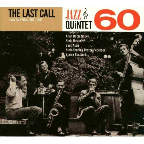 The Last Call (Lost Jazz Files 1962/63) (1 CD)