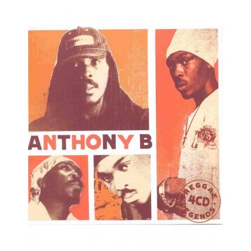 Reggae Legends (4 CD)