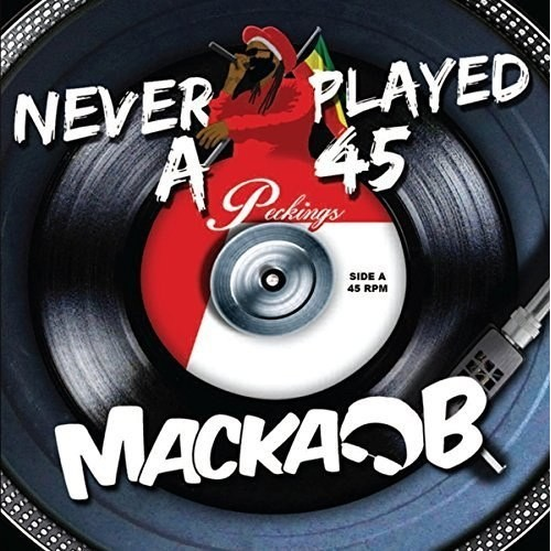 Never Played A 45 (1 CD)