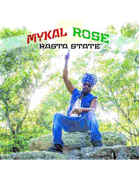 Rasta State (1 CD)