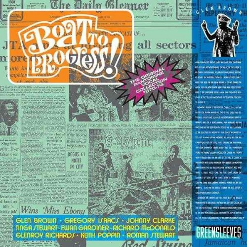 Boat To Progress (1970-1974 The Singers) (1 CD)