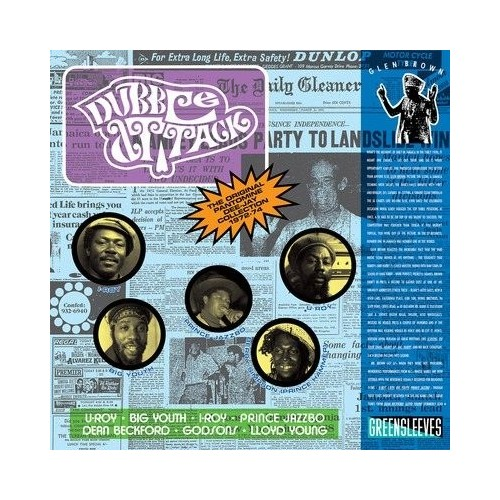 Dubble Attack (1972-1974 The Deejays) (1 CD)