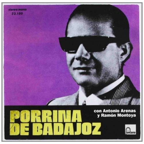 Porrina De Badajoz (1 CD)