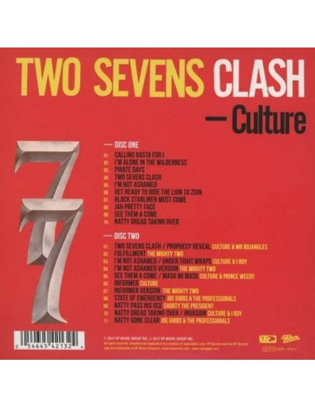 Two Seven Clash (40Th Anniverssary) (2 CD)