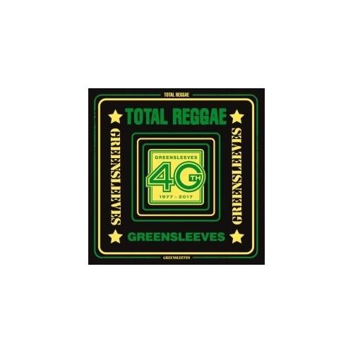 """Total Reggae """"Greensleeves 40 Years"""" (2 CD)"""