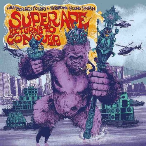 Super Ape Returns To Conquer (1 CD)