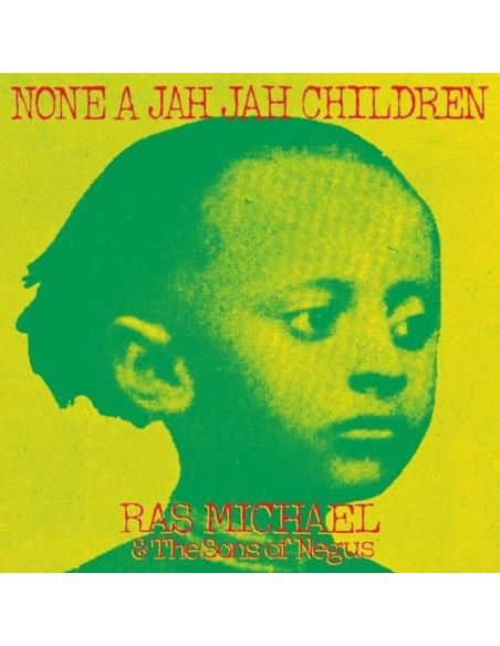 None A Jah Jah Children (2 CD)