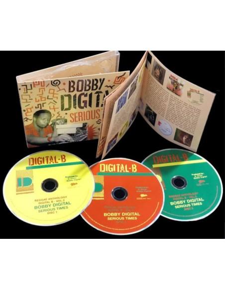 Reggae Serious Times Anthology (3CD)