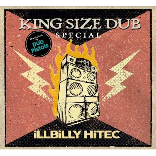 King Size Dub Special: Illbilly Hitec (1 CD)