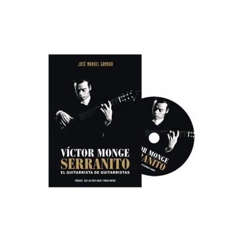 El Guitarrista De Guitarristas-Jose Manuel Gamboa (1 Libro+1
