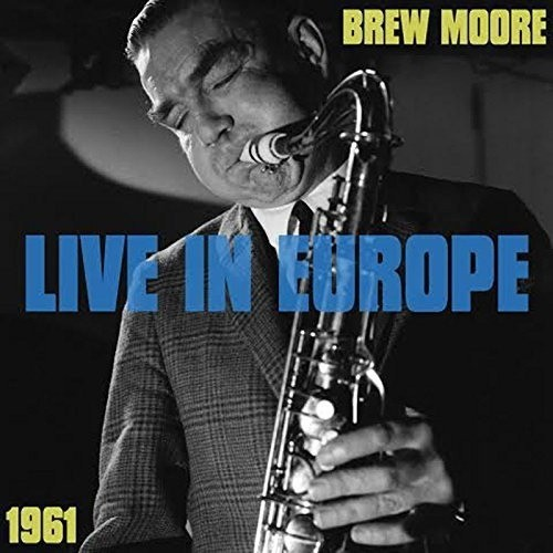 Live In Europe 1961 (1 LP)
