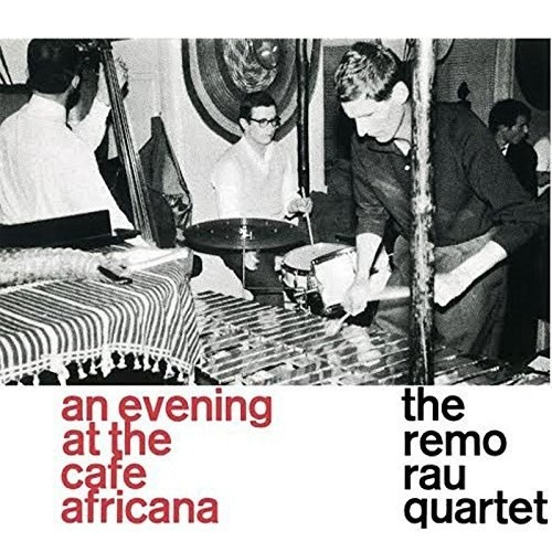 At The Cafe Africana (1 LP)