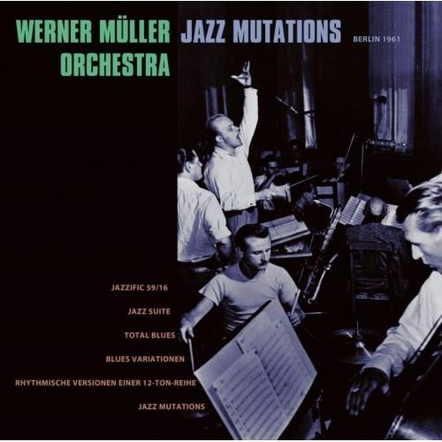 Jazz Mutations (1 LP)