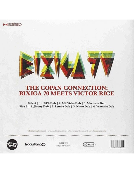 The Copan Connection: Meets Victor Rice (1 LP)