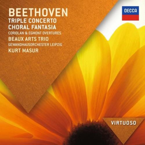 Beethoven: Concierto Triple (1 CD)