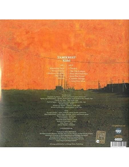 Kidal (1 LP+Descarga)