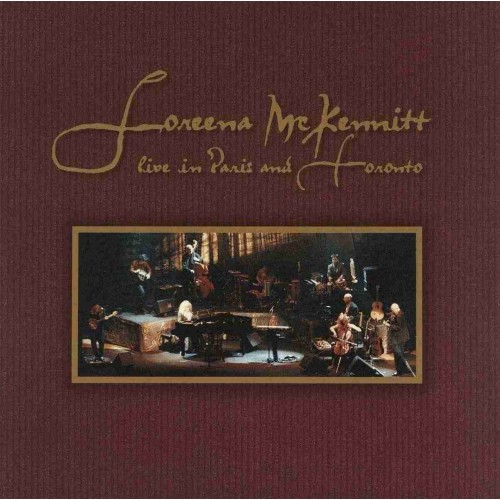 Live In Paris & Toronto (1 LP)