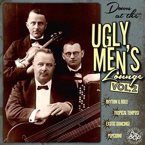Down At The Ugly´S Lounge Vol.2 (1 LP+1 CD)