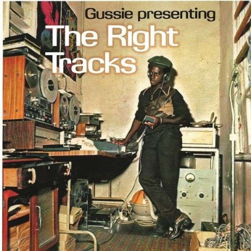 Gussie Presenting: The Right Tracks (1 LP)