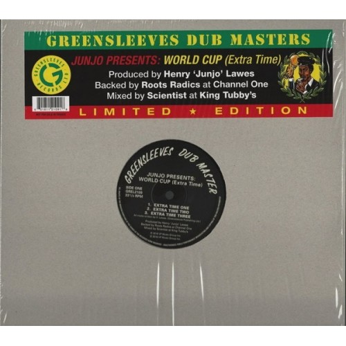 World Cup (Extra Time) (1 LP)