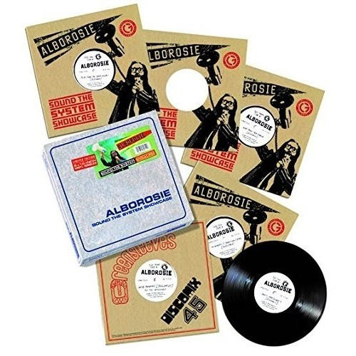 "Sound The System Showcase (5 LP 10"")"
