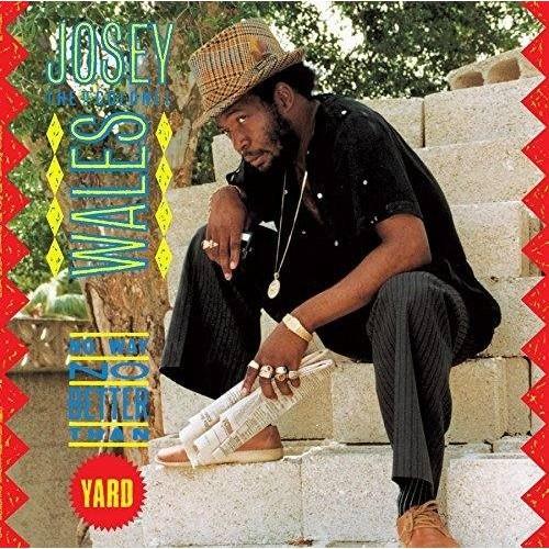No Way Better Than Yard (1 LP)