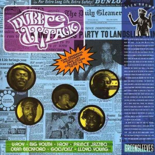 Dubble Attack (1972-1974 The Deejays) (1 LP)