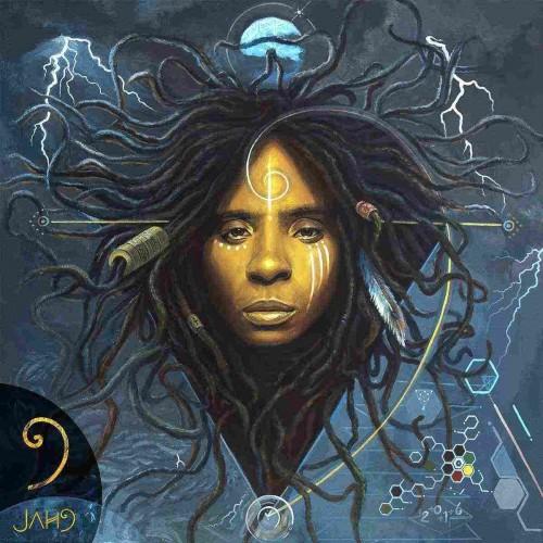 """Jah9 """"9"""" (1 LP)"""